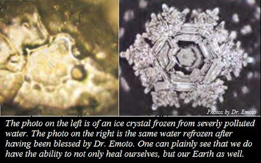 Serenity Prayer,Power of prayer, Masaru Emoto