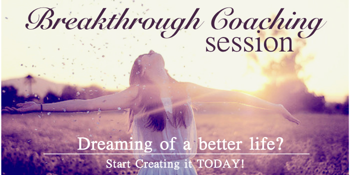 Breakthrough-Coaching-session, Life Coaching for women