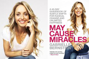 Gabrielle Bernstein, May Cause Miracles